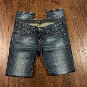 Lucky Legend Riley Slouchy Skinny Jeans Size 6/28